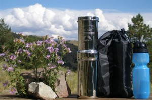 Go Berkey Kit Water Purifier