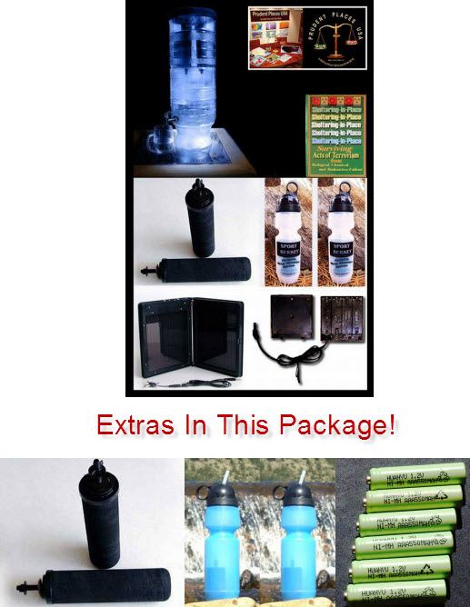Emergency Preparedness Special Package