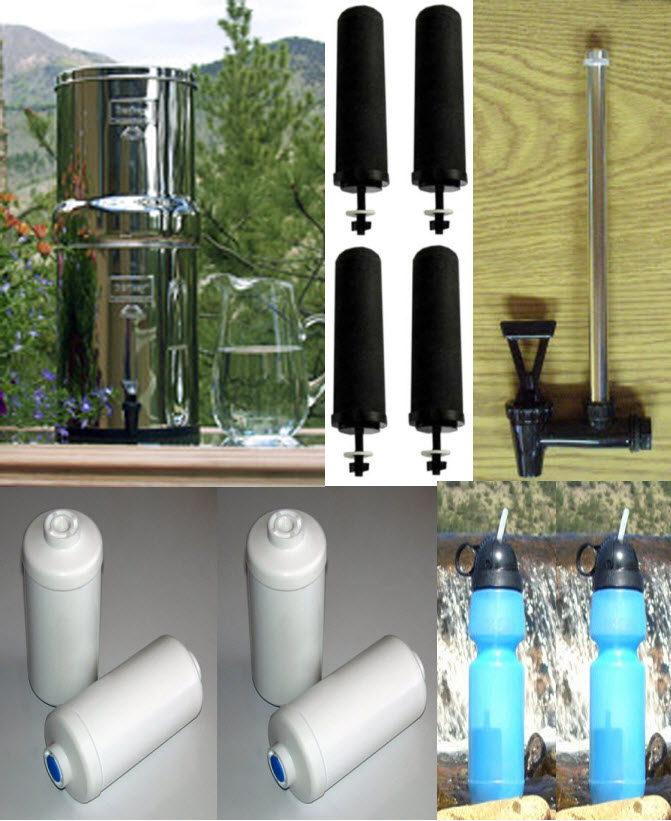 Water Purifier Package Deal Royal Berkey 1