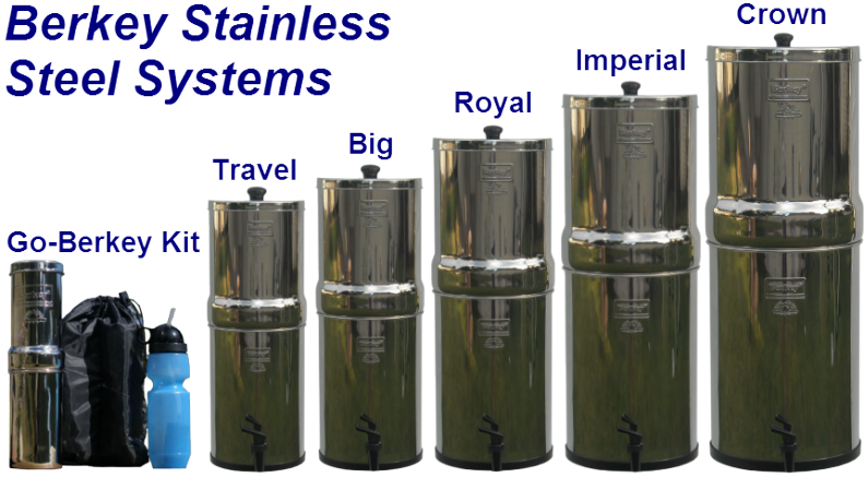 Water Filters Amp Purifiers Stainless Steel Systems