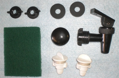 Berkey Water Purifier Replacement Parts Kit